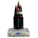 0.6/1kv (3+1) PVC insulated steel tape armored sheathed power cable(VV22,VLV22)