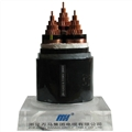 8.7/10,8.7/15kv single-core XLPE insulated PVC sheathed power cable(YJV,YJLV)